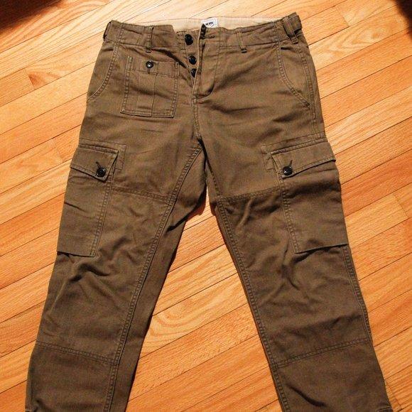 Gap X Todd Snyder Slim Fit Cargo Pants